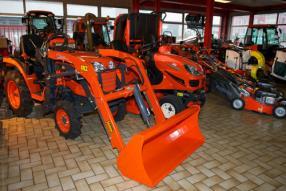 Tracteurs de toutes tailles