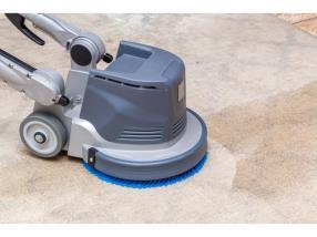 Nettoyage en cours et fin de chantier