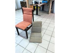 Nouvelle housse pour chaise