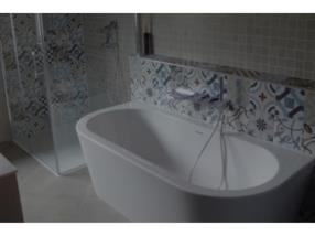 Salle de bains clé en main