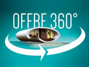 Offre 360° : L'aménagement complet de votre habitation