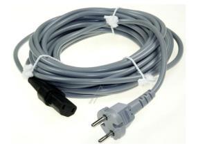 Câble détachable 10m gris pour Nilfisk GM80/GM90