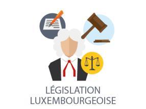 Informations relatives à la législation luxembourgeoise
