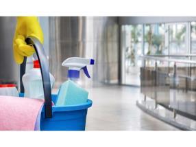 Nettoyage et entretien d'immeuble et bâtiments